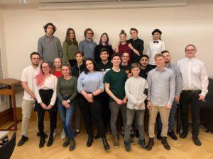 Gruppenbild der LSA-Mitglieder 2019